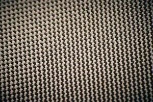 소울스핀의 탁구라켓에 사용된 바잘트 섬유 확대사진