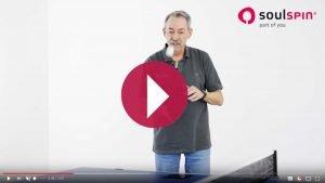 영상 설명: 플라스틱 공을 소울스핀의 클린시 3000으로 세척하셔서 성능을 향상시켜 보세요.