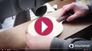 Video So lasern wir die individuelle Seriennummer auf ihr Tischtennis-Holz