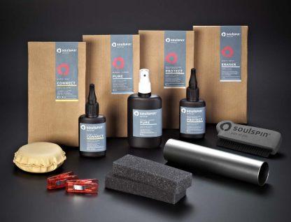 탁구 부품 전제품 세트는 탁구 블레이드와 러버를 관리하기 위해 필요한 모든 제품을 포함하고 있습니다.